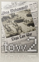 Ver Times of War Num. 2 - Flames of war, revista electronica (ezine) de wargames